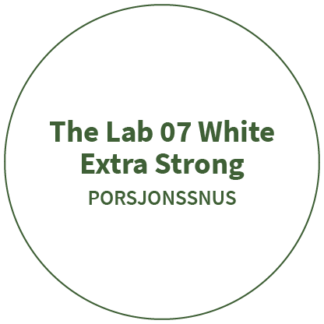 The Lab 07 White Extra Strong