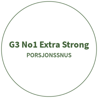 G3 No1 Extra Strong
