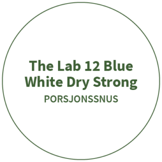 The Lab 12 Blue White Dry Strong