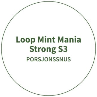 Loop Mint Mania Strong S3